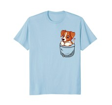 Pocket Cute Jack Russell Terrier - T-Shirt - $17.99+