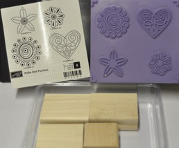 Stampin' Up! Polka Dot Punches Sale-a-bration 2009 - $8.64