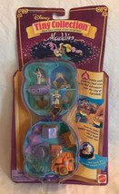 VINTAGE 1995 Disney Aladdin Playcase Polly Pocket MOC NEW & SEALED - $98.98