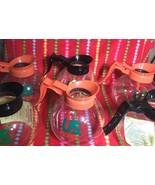 (6) US Foods Decaf & Regular Glass Coffee Pot  Drip Proof - 12 cup 64 oz... - $29.69