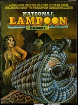 National Lampoon #23, Feb. 1972 - Crime issue - $14.20