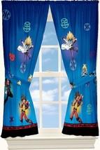Disney Bakugan Battle On Window Curtain Drapery Panels - $19.99