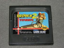 Sega Game Gear: Paperboy 2 - $21.27 CAD