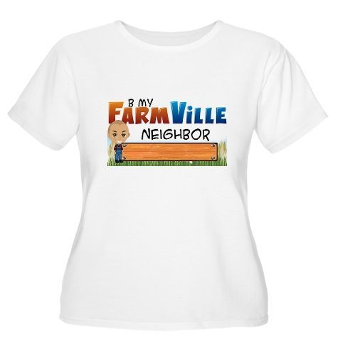 New Farmville Farm Ville Farming T-Shirt Shirt S M L XL