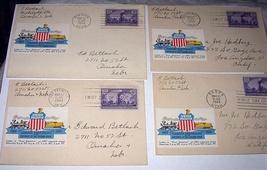 4-1944 Fd Cs Union Pacific Diamond Anniversary Golden Spike - $22.00