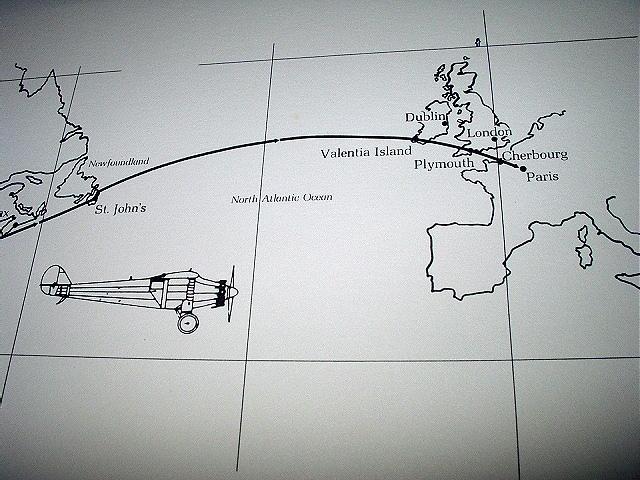 CHARLES LINDBERGH-FDC-1st SOLO TRANSATLANTIC FLIGHT
