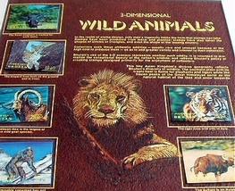 Wildlife BHUTAN'S 9 Unused Dimensional Stamps - $18.00