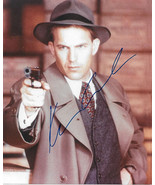 Kevin Costner as Eliot Ness in The Untouchables Movie Autographed 8 x 10... - $106.35