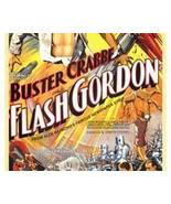 FLASH GORDON, 13 Chapter Serial - $19.99