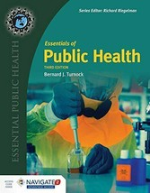Essentials Of Public Health - Third Edition (Essential Public Health) - $59.95