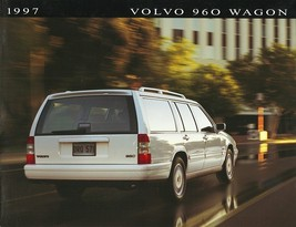 1997 Volvo 960 WAGONS sales brochure catalog US 97 2.9 - $10.00