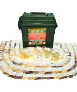 Survival Heirloom Seed Vault 25 Year Storage Life Fruit Herb & Vegetable EZ Grow - $314.24