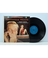 Vintage Vinyl Album LP Harmonica Moods Johnny Cadente ST-9025 - £14.65 GBP