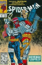 Spider-Man #21 VF/NM 1992 Marvel Comic Book - $2.53