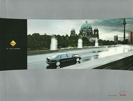 2000 Audi A8 L 4.2 quattro sales brochure catalog 00 US A8L - $10.00