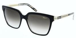 Chopard Women's Black Sunglasses with box SCH 208S 0GR4  56mm - $188.09