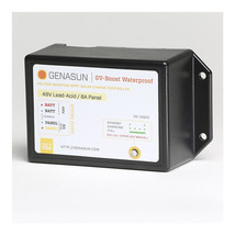 GENASUN GVB-8-PB-36V-WP MPPT CONTROL VOLTAGE BOOST CHARGE CONTROL 36VDC ... - $187.63