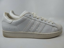 Adidas Superstar II Size 13 M (D) EU 48 Men's Casual Sneakers Shoes White G17071
