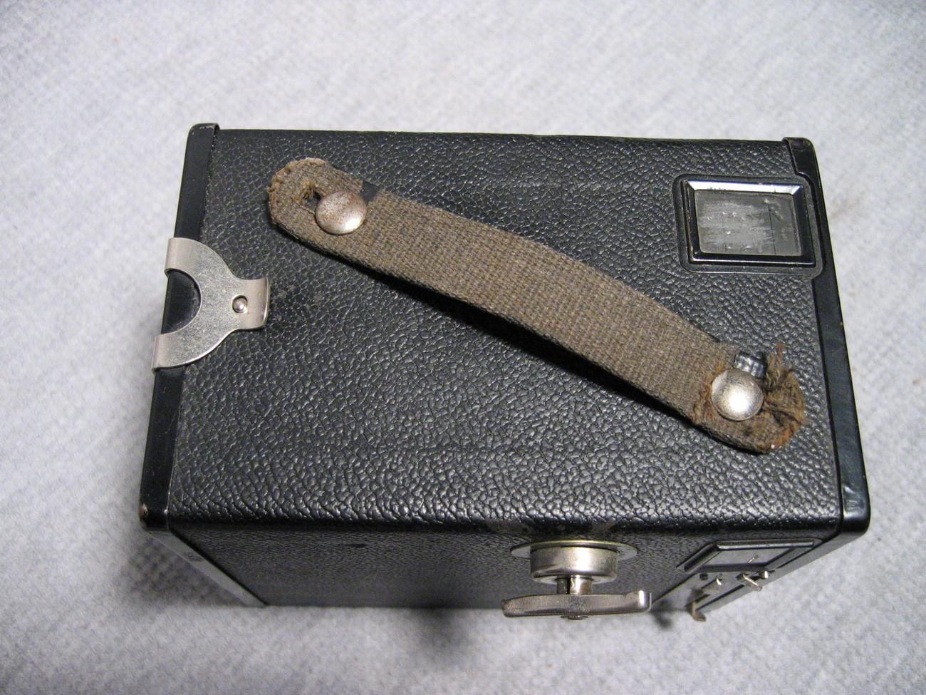 Agfa Ansco Vintage Box Camera