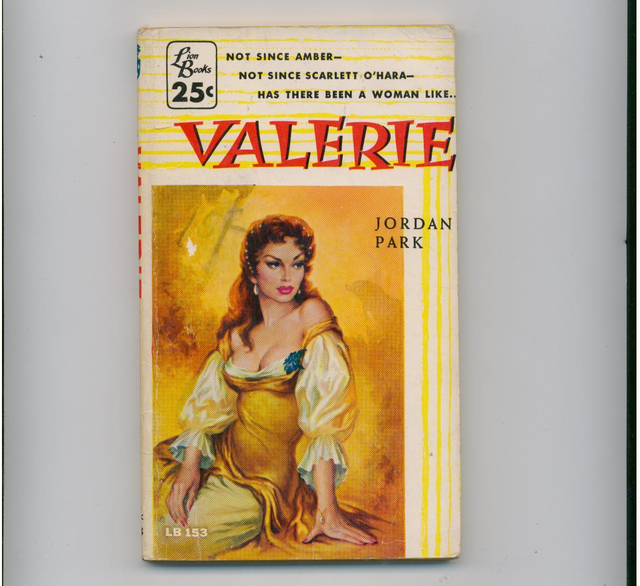 VALERIE - Park (Kornbluth) - 1957 - historical novel