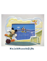 Disney Mickey Mouse Soccer Frame - $7.50