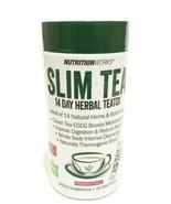 NutritionWorks  Raspberry Slim Tea 14 Day GF Vegan Herbal TeaTox EXP 04/23 - $17.22