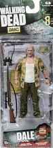 WALKING DEAD Series 8 DALE Action Figure McFarlane Toys New W Package 20... - $1,244.93