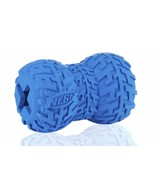 Nerf Dog Ridged Rubber Tire Treat Dispenser & Teething Toy for Dogs, Sma... - $7.50