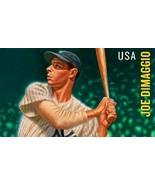 Joe DiMaggio Stamp Magnet - $7.99