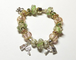 We've Gotta Get Outta This Place Euro Bracelet by Sandi - $16.99