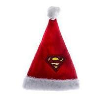 Superman™ Plush Santa Hat w - $16.99