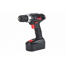 18 Volt Cordless Drill/driver 3/8 In. With Keyless Chuck Drillmaster - $40.06