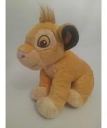 "DISNEY The Lion King SIMBA Plush Stuffed Animal 13"" - $14.95"