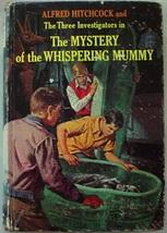 Three Investigators Mystery of the Whispering Mummy Gibraltar edition Hi... - $16.00