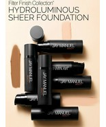 JAY MANUEL Beauty Filter Finish HYDROLUMINOUS Sheer Liquid Foundation U ... - $8.94