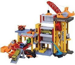 Tomica Tomica Town Build City Pawakuren Construction Site From Japan - £60.45 GBP