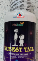Maximum Natural Height Growth Formula NuBest Tall Herbal Peak Height Pills 60 Ct - $95.99