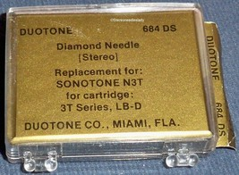 684-DS RECORD PLAYER STYLUS NEEDLE for Sonotone 3T Sonotone N3T 78 RPM 802-DS73 image 2