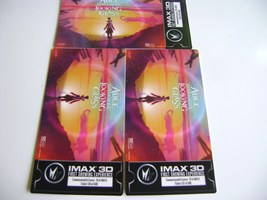 Disney's Alice Through The Looking Glass Imax 3D Collectible Tickets 1st... - $10.00