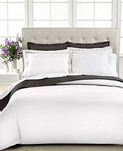 Charter Club Bedding, Damask Solid 500 Thread Count Full/Queen Duvet Cov... - $42.94