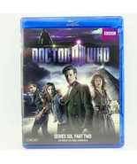 Doctor Who Series 6 Part Two Blu-ray DVD BBC Matt Smith Karen Gillan - $7.99
