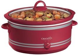 CrockPot Slow Cooker 7 qt. Capacity Dishwasher Safe Parts Manual Option - €52,19 EUR