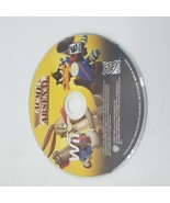Looney Tunes: Acme Arsenal (Nintendo Wii, 2007) Disc Only Tested - $6.04