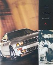 1998 Mitsubishi DIAMANTE sales brochure catalog US 98 ES LS - $8.00