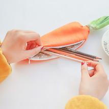 Pencil Case Pen Bag Carrot - $19.99