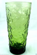"""Lido Avocado Green 5 1/2""""  Tumbler Vintage  Anchor Hocking - $16.78"""
