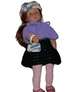 Purple 3 pc outfit thumbtall