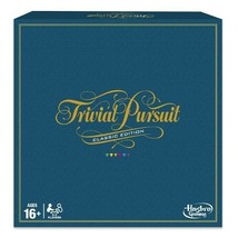 Trivial Pursuit Game Classic Edition Hasbro 2400 Trivia Questions Newest... - $23.06