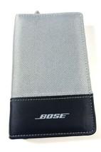 "Bose Soundtrue Ultra Ohrhörer Trage Reißverschluss Schutzhülle 5 "" L X 3... - $9.88"