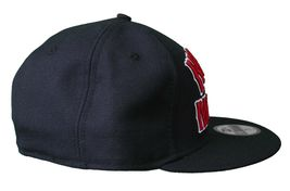 Rocksmith Team New Money 59FIFTY new Era Navy Red Fitted Baseball Hat Cap image 3
